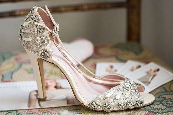 Scarpe Vintage Sposa.6 Proposte Per Delle Scarpe Vintage Da Sposa