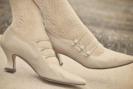 Scarpe Sposa Vintage.6 Proposte Per Delle Scarpe Vintage Da Sposa