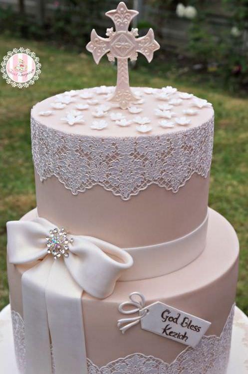 Favoloso Torte Prima Comunione: idee e foto bellissime RB59