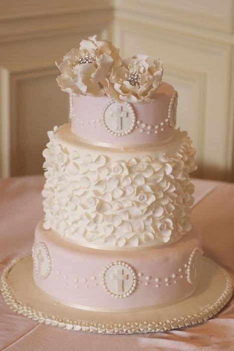 Torte prima comunione idee e foto bellissime for Decorazione torte prima comunione