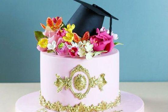 Decorazioni torte laurea for Decorazioni per torte di laurea