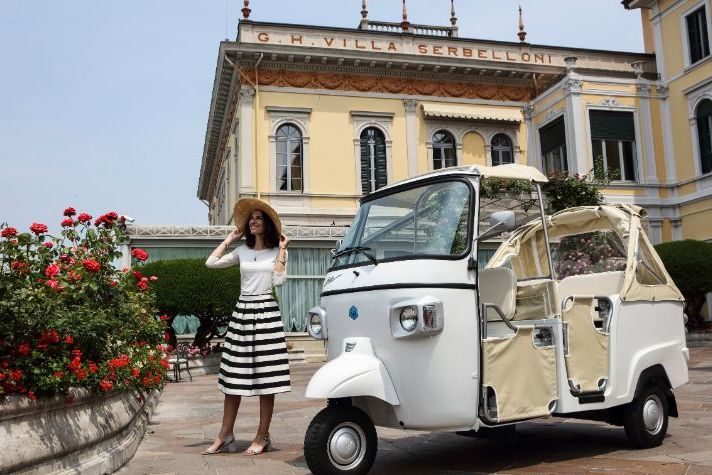 Photo by Piaggio Commercial Veicles official